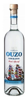 Loukatos Ouzo 750ml